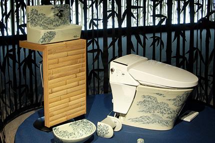 京の雪隠 京都文化博物館
