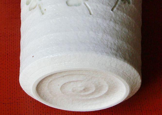 清水焼 マグカップ さくら(白)