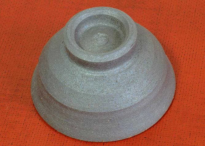 清水焼 酒器 黒陶うさぎ